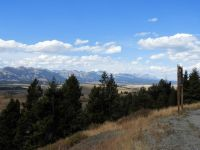 Near Galena Summit. Sawtooths to the West.  [DSCN0046.JPG uploaded 23 Sep 2018]